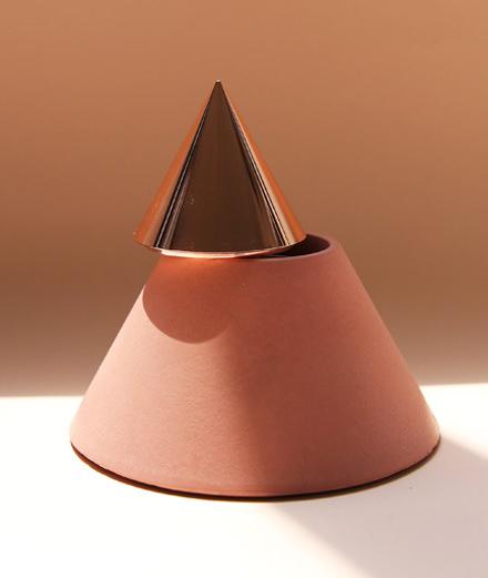 L'objet du jour : le bougeoir design found/Founded
