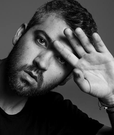An encounter with Brandon Maxwell, Lady Gaga's stylist and finalist for the 2016 LVMH Prize