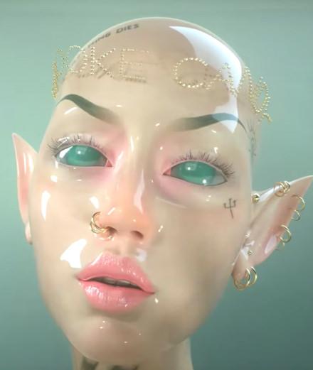 """Brooke Candy invite les Pussy Riot et Mykki Blanco dans son clip """"My Sex"""""""