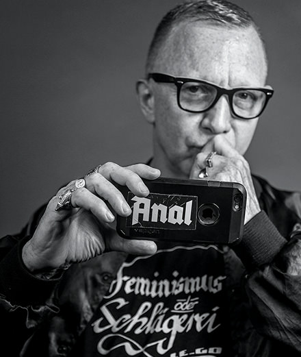 Portrait : Bruce LaBruce, the gay porn punk filmmaker