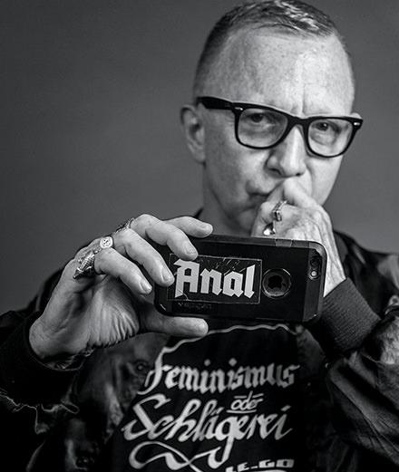 Portrait : Bruce LaBruce, the gay porn punk filmmaker