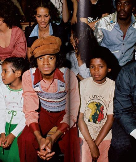 Des Jackson Five à Aretha Franklin, un ouvrage réunit les icônes de la soul et du funk des seventies