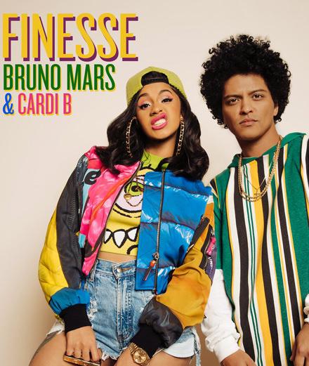 Le second degré sauvera-t-il le featuring entre Bruno Mars et Cardi B ?