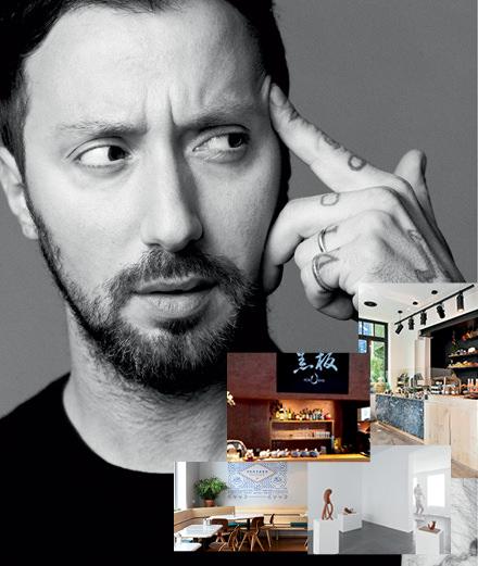 Le Bruxelles d'Anthony Vaccarello, nouveau directeur artistique d'Yves Saint Laurent