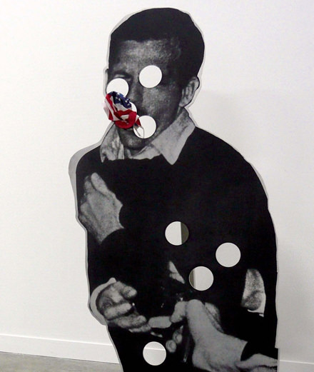 La face obscure de l'American dream selon Cady Noland