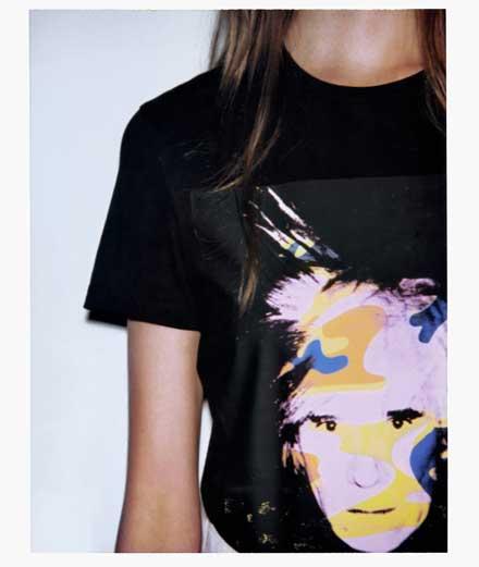 Calvin Klein Jeans célèbre la wahrolmania dans une collection capsule
