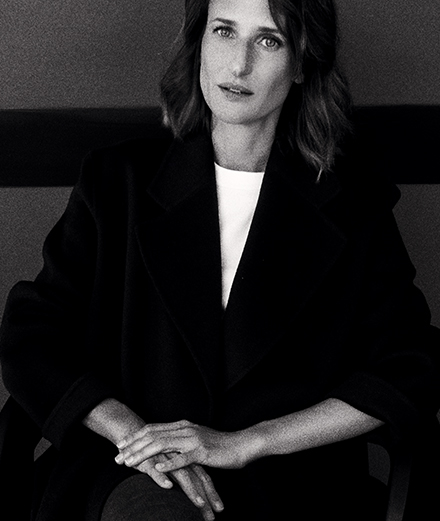 Le clan de Christophe Honoré : Camille Cottin