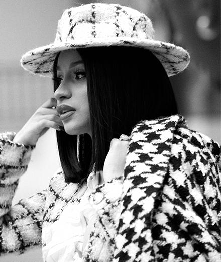 Cardi B, invitée surprise du défilé Chanel printemps-été 2020