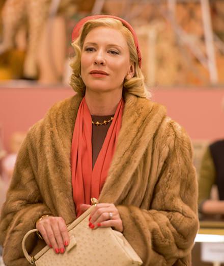 """Pourquoi faut-il absolument voir """"Carol"""" de Todd Haynes avec Cate Blanchett et Rooney Mara ?"""