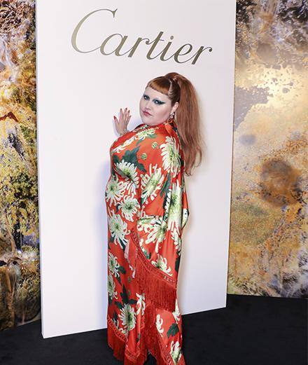 """Quelles étaient les célébrités présentes à la soirée """"Magnitude"""" de Cartier ?"""