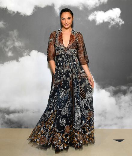 Les célébrités présentes au défilé Dior haute couture automne-hiver 2019-2020