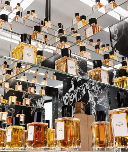 Celine ouvre une boutique dédiée au parfum