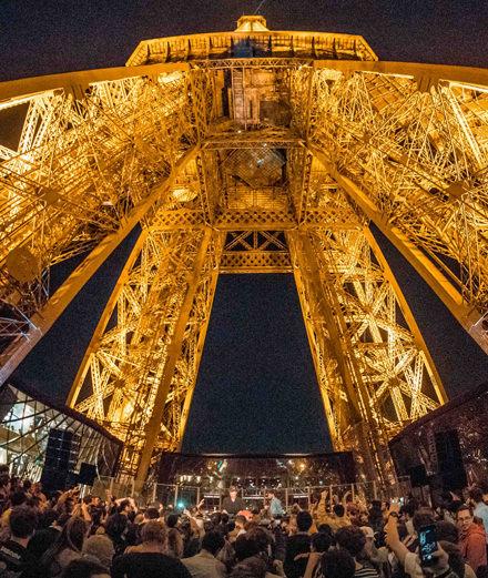 De la tour Eiffel à un désert de sel, comment Cercle a révolutionné la Boiler Room