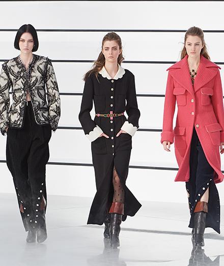 4 choses à retenir du défilé Chanel automne-hiver-2020-2021