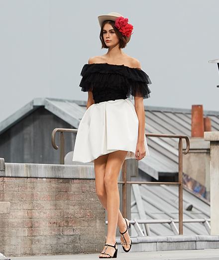 Le défilé Chanel printemps-été 2020