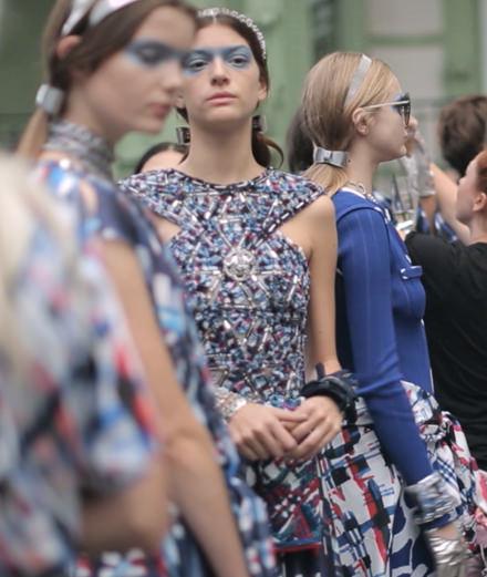 Chanel spring-summer 2016