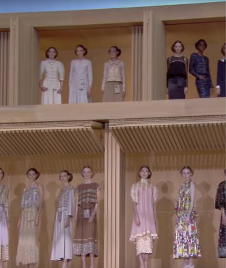 Video: Chanel haute couture spring summer 2016 show