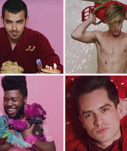 """Charli XCX s'entoure de Wiz Khalifa, Mark Ronson et bien d'autres dans le clip """"Boys"""""""