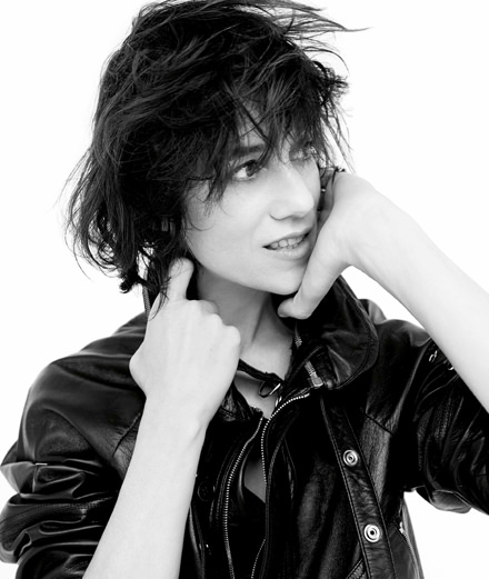 """I like brutality, softness bores me."" Interview with Charlotte Gainsbourg"