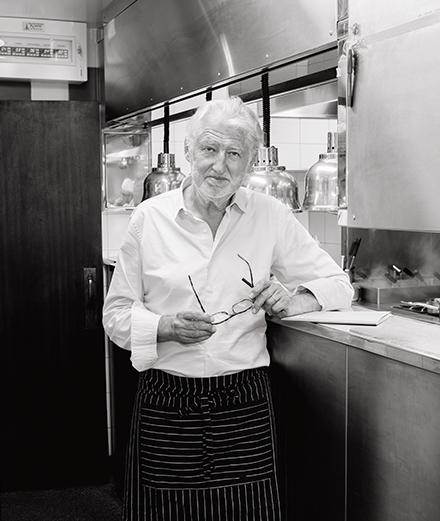 La cuisine millimétrée de Pierre Gagnaire