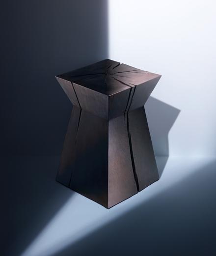 L'objet du jour : le tabouret minimaliste de Liaigre