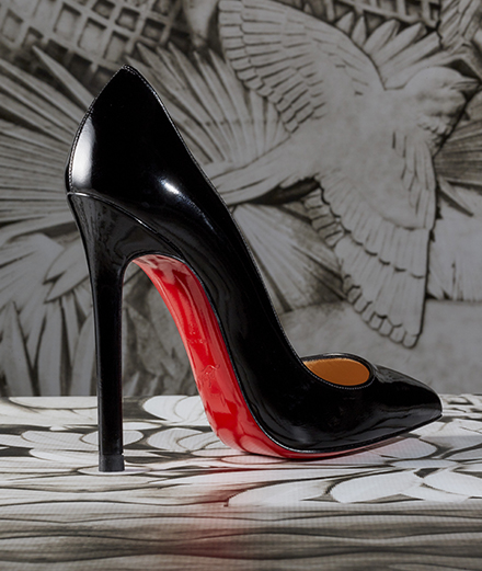 La grande rétrospective Christian Louboutin s'exhibe en ligne