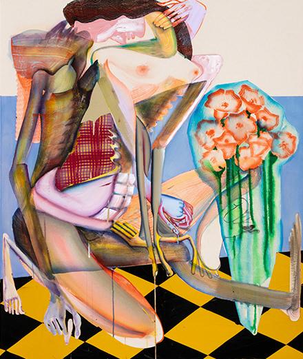 Les corps nus et morcelés de l'artiste Christina Quarles