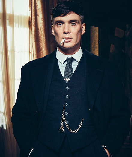 "Cillian Murphy: the rise of the ""Peaky Blinders"" hero"