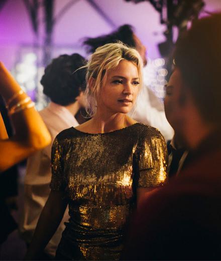 En direct de Cannes : Virginie Efira et la comédie romantique à l'assaut de la Croisette
