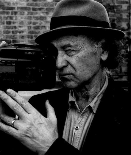 Hommage à Jonas Mekas, cinéaste culte de la contre-culture