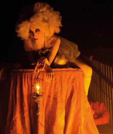 """Trois raisons de courir voir """"Steam"""", le sublime spectacle du Cirque électrique"""