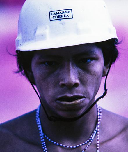 Claudia Andujar invite dans le sanctuaire Yanomami à la Fondation Cartier