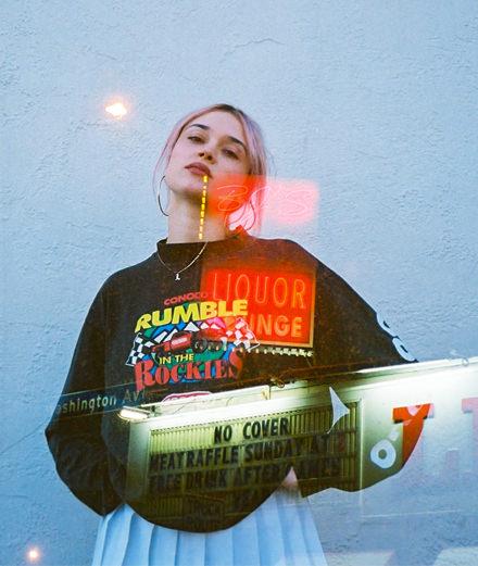 Blood Orange collabore avec Lolo Zouaï, nouvelle révélation R'n'B