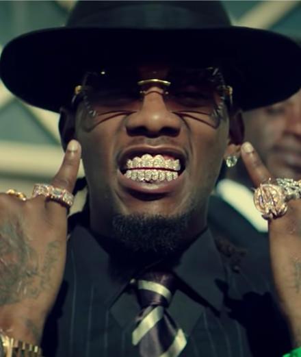 Offset et Gucci Mane braquent une banque