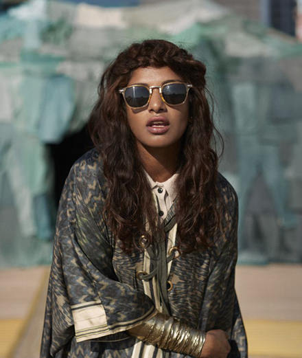 "M.I.A and H&M spur recycling with ""Rewear It"""