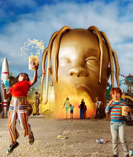 Coachella 2020 : Travis Scott, Frank Ocean et Calvin Harris en tête d'affiche