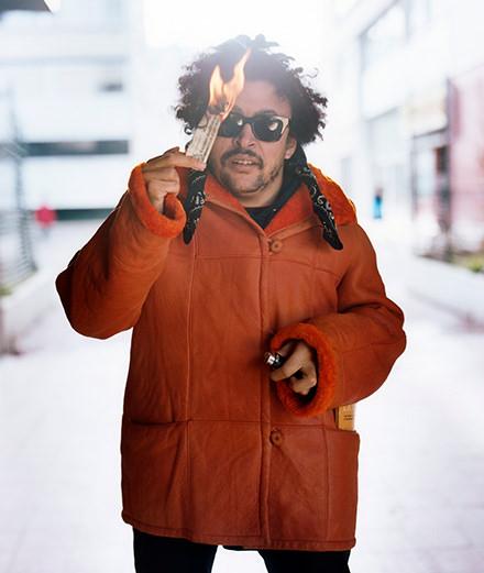 Cola Boyy, le nouveau visage du disco