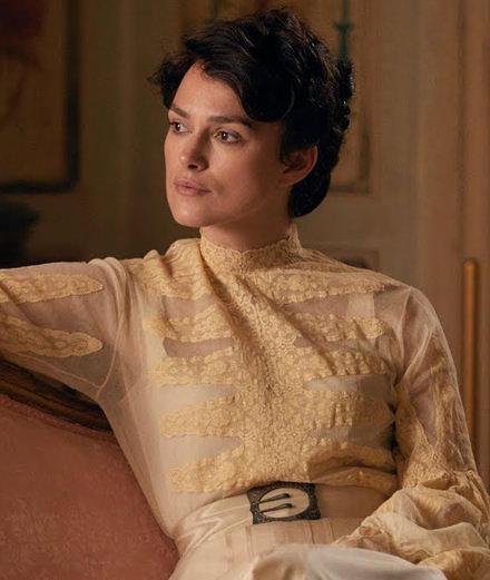 Keira Knightley incarne Colette, la romancière affranchie