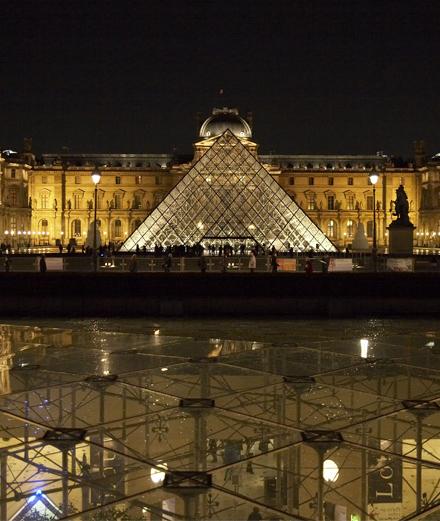 Augustin Trapenard et Tomás Saraceno au musée du Louvre, pour un art engagé