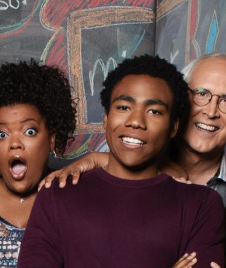 Community, la série hilarante avec Donald Glover s'invite sur Netflix