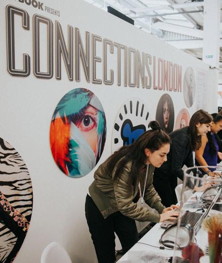 Le salon Connections, incubateur star des agences créatives