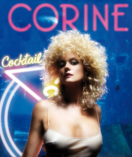 Corine, égérie disco de 2018 ?