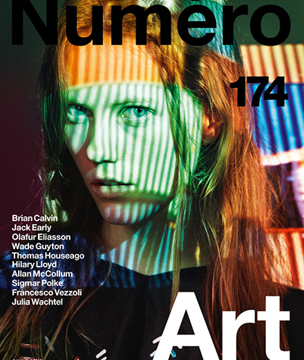 Cover Story: discover our Numéro Art's three covers