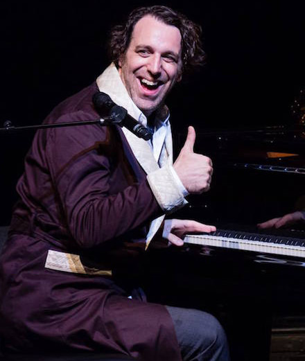Dandyish musical sophisticate caught somewhere between Daft Punk and the classical cannon, but who really is Chilly Gonzales?