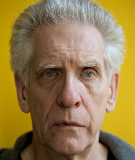 "David Cronenberg tells us everything about his first novel ""Consumed"""