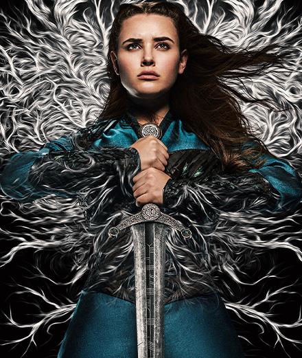 Netflix réinvente la légende du roi Arthur au féminin