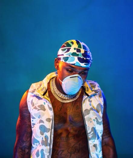 DaBaby: 25 millions de streams en 30 minutes pour son nouvel album