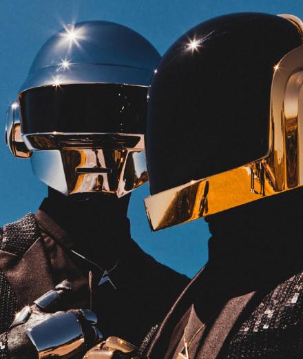 Daft Punk de retour avec un réalisateur de légende ?
