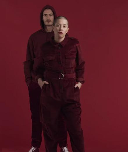 Dampa, le nouveau duo de l'electro-trap française