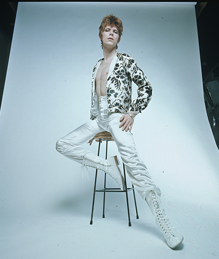 3 looks de David Bowie qui ont inspiré les créateurs de mode